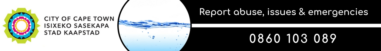 Report Water Issues Emergencies & Offences