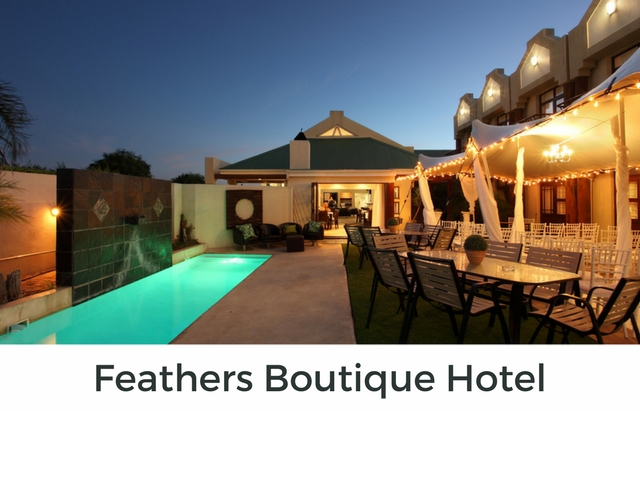 Feathers Boutique Hotel