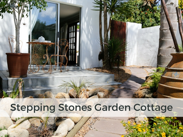 Stepping Stones Garden Cottage