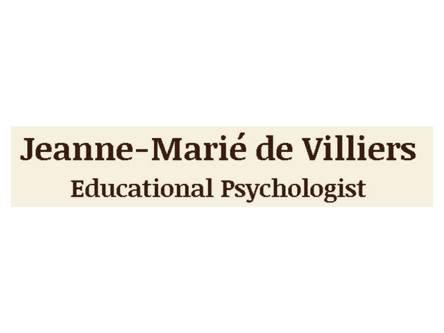 Jeanne-Marie de Villiers Educational Psychology Practice - Durbanville