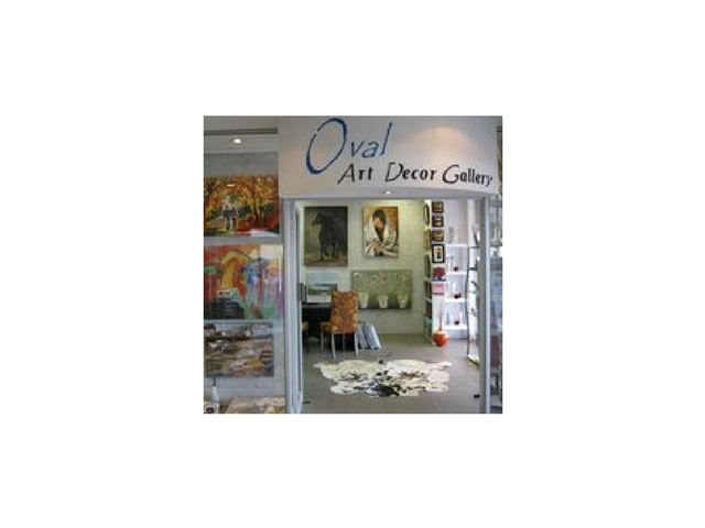Oval Art Decor Gallery